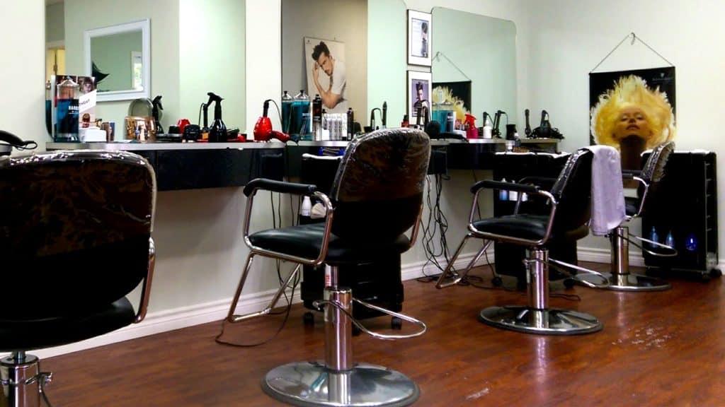 Rapunzel's Hair Salon